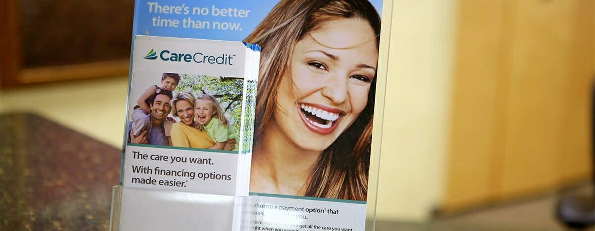 cleveland heights ohio dentist with payment plan options   carecredit phamplet